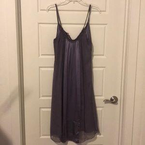 Purple Vera Wang Dress